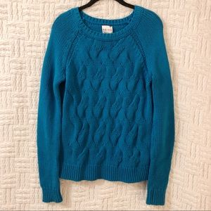 Reiss Cable Knit Sweater